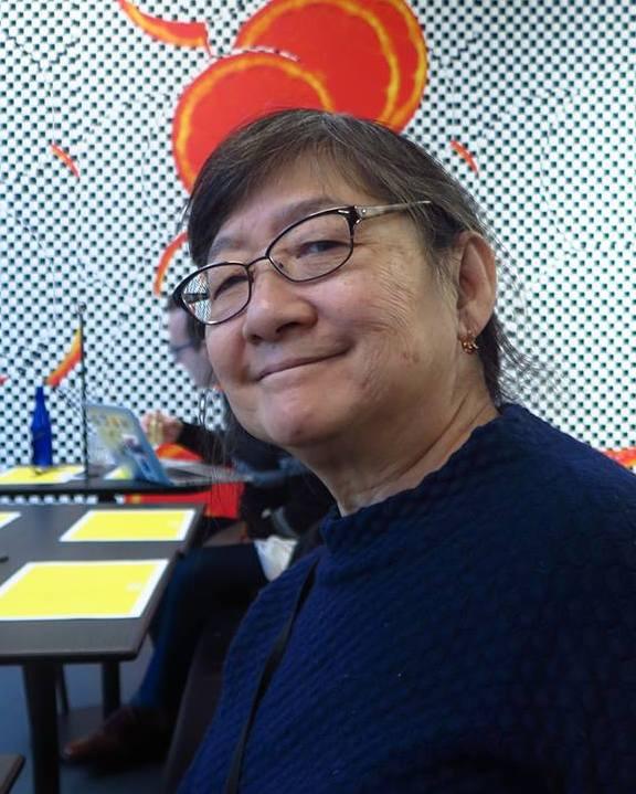 Claudia Chang